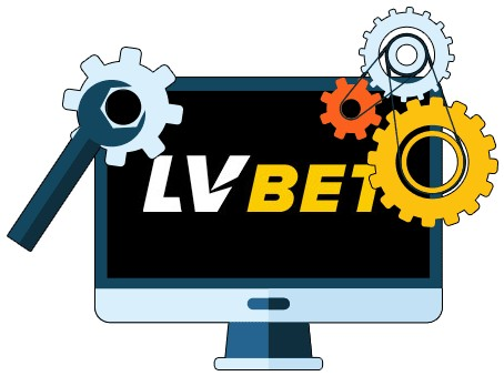 LVbet Casino - Software