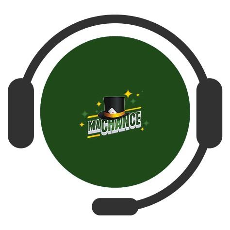 MaChance - Support