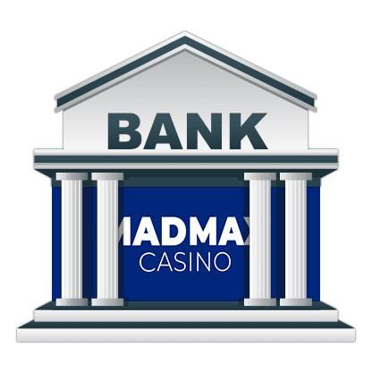 MadMax Casino - Banking casino