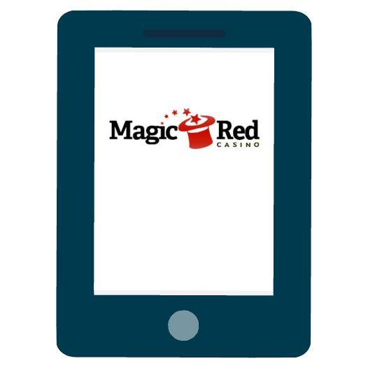 Magic Red Casino - Mobile friendly