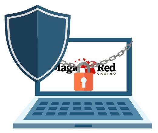 Magic Red Casino - Secure casino