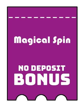 Magical Spin - no deposit bonus CR