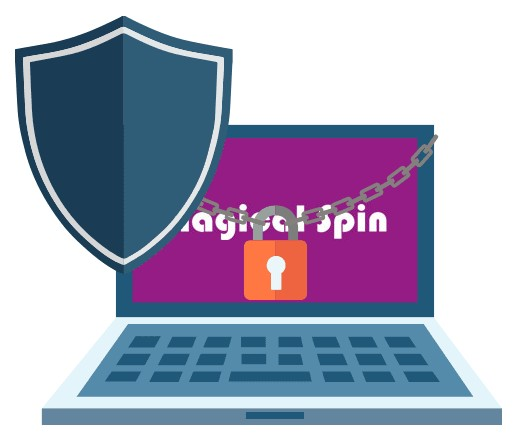 Magical Spin - Secure casino