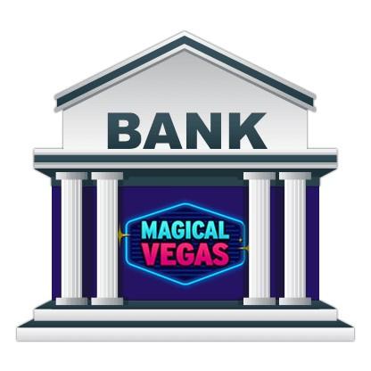 Magical Vegas Casino - Banking casino