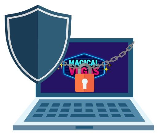 Magical Vegas Casino - Secure casino