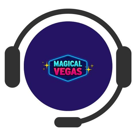 Magical Vegas Casino - Support