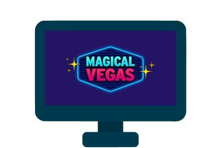 Magical Vegas Casino - casino review