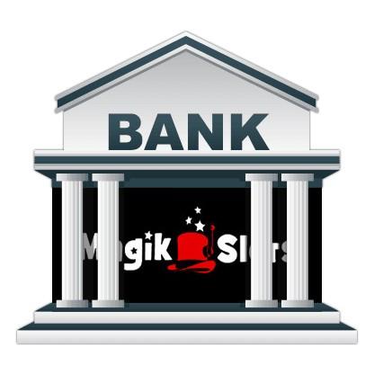 Magik Slots Casino - Banking casino