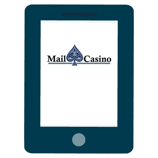Mail Casino - Mobile friendly