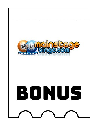 Latest bonus spins from Mainstage Bingo Casino