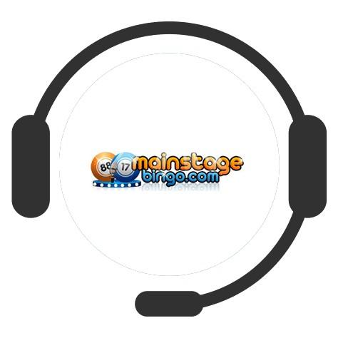 Mainstage Bingo Casino - Support