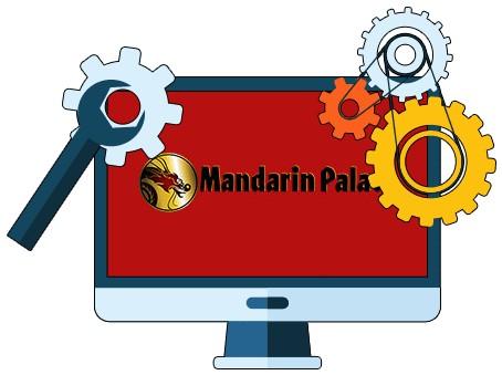 Mandarin Palace Casino - Software