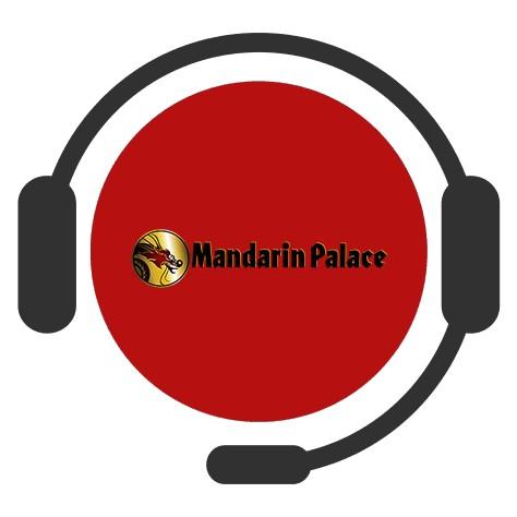 Mandarin Palace Casino - Support