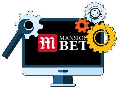 MansionBet Casino - Software