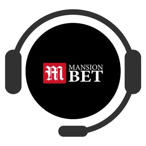 MansionBet Casino - Support