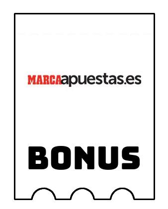 Latest bonus spins from Marca Casino