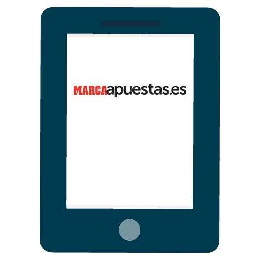 Marca Casino - Mobile friendly