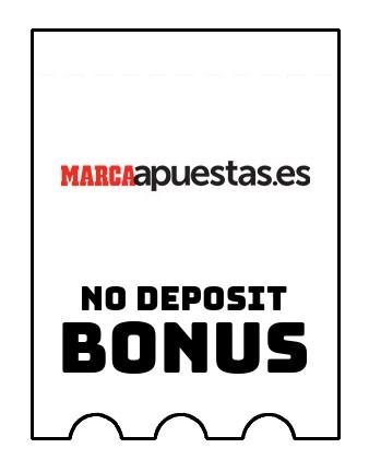 Marca Casino - no deposit bonus CR