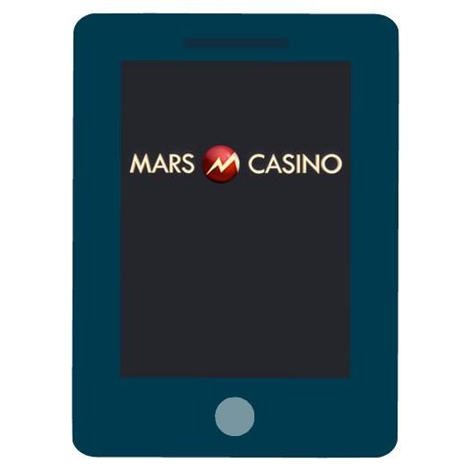 Mars Casino - Mobile friendly