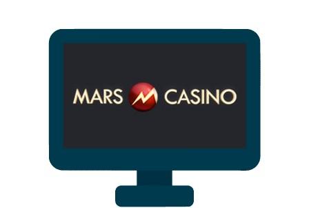 Mars Casino - casino review