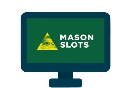Mason Slots - casino review