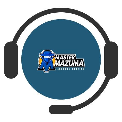 Master Mazuma - Support
