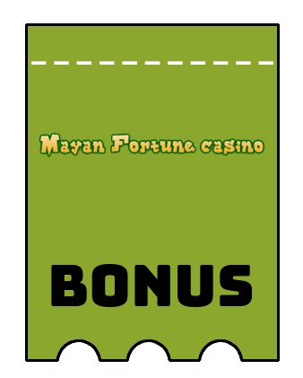 Latest bonus spins from Mayan Fortune