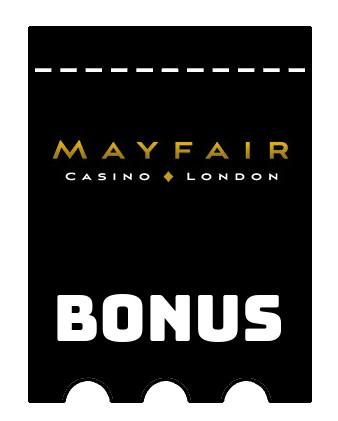 Latest bonus spins from Mayfair Casino