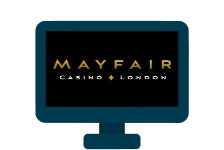 Mayfair Casino - casino review