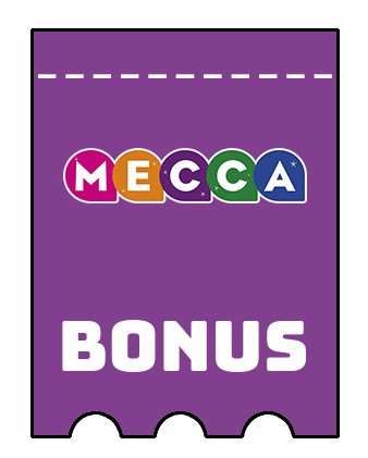 Latest bonus spins from Mecca Bingo Casino