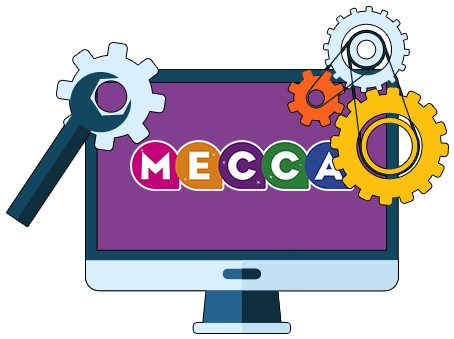 Mecca Bingo Casino - Software