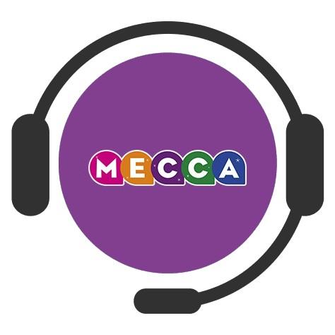 Mecca Bingo Casino - Support