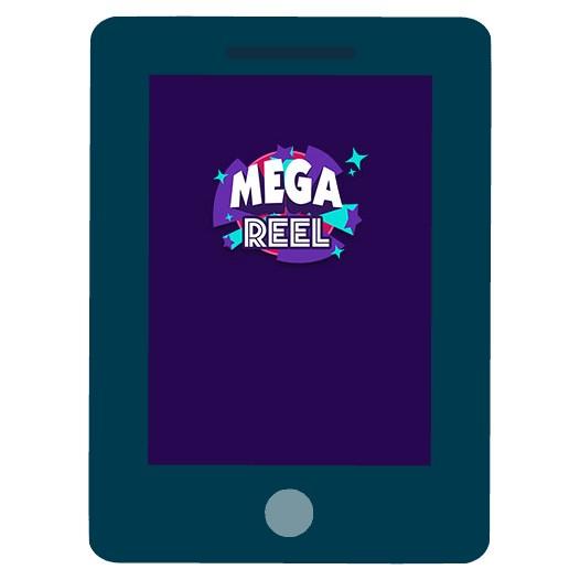 MEGA Reel Casino - Mobile friendly