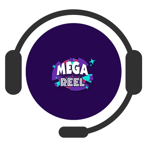 MEGA Reel Casino - Support