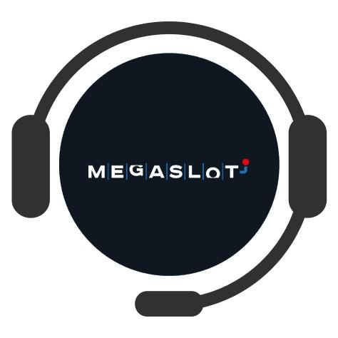 Megaslot - Support