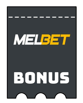 Latest bonus spins from Melbet