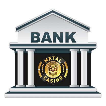 Metal Casino - Banking casino