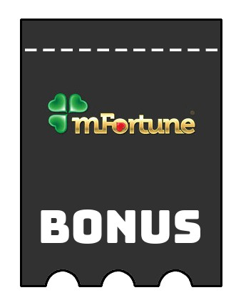 Latest bonus spins from mFortune Casino