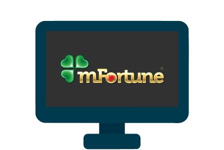 mFortune Casino - casino review