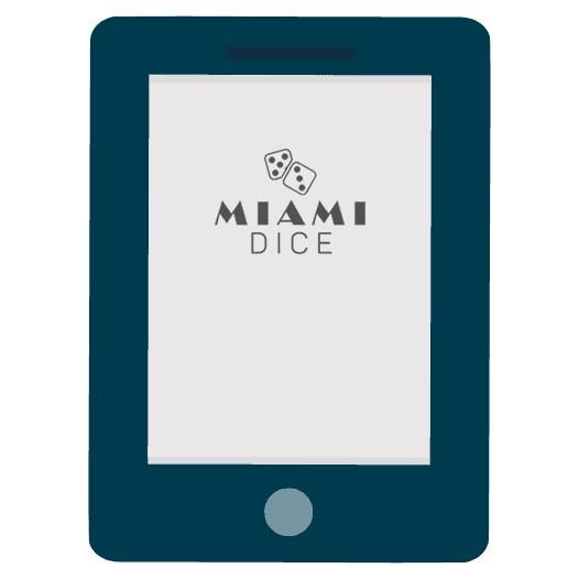 Miami Dice Casino - Mobile friendly