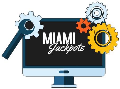 Miami Jackpots - Software