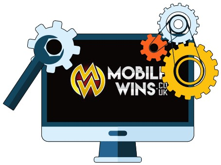 Mobile Wins Casino - Software