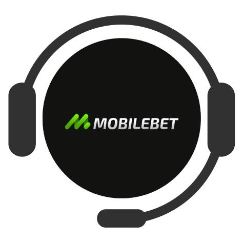 Mobilebet Casino - Support