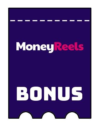Latest bonus spins from MoneyReels Casino
