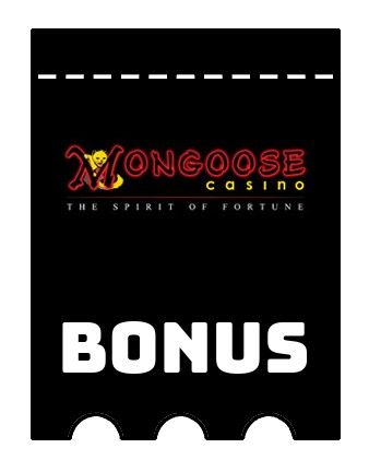 Latest bonus spins from Mongoose