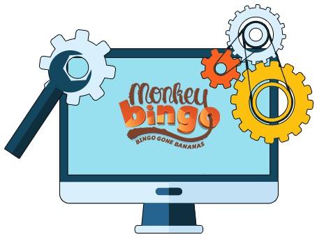 Monkey Bingo - Software