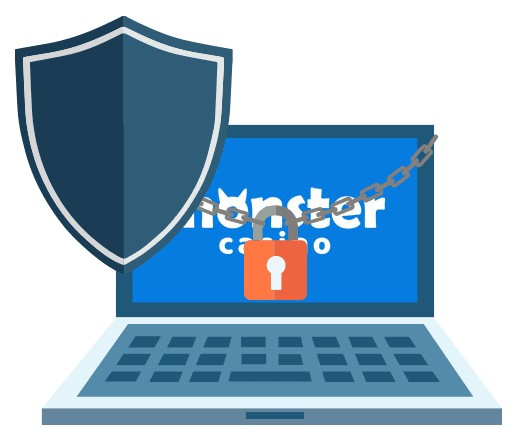 Monster Casino - Secure casino