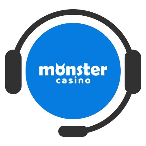 Monster Casino - Support