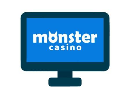 Monster Casino - casino review