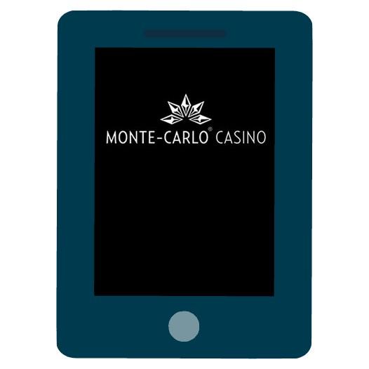 Monte Carlo Casino - Mobile friendly
